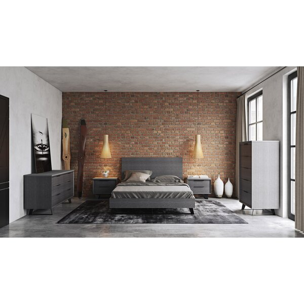 Amsterdam Platform Configurable Bedroom Set by Modloft