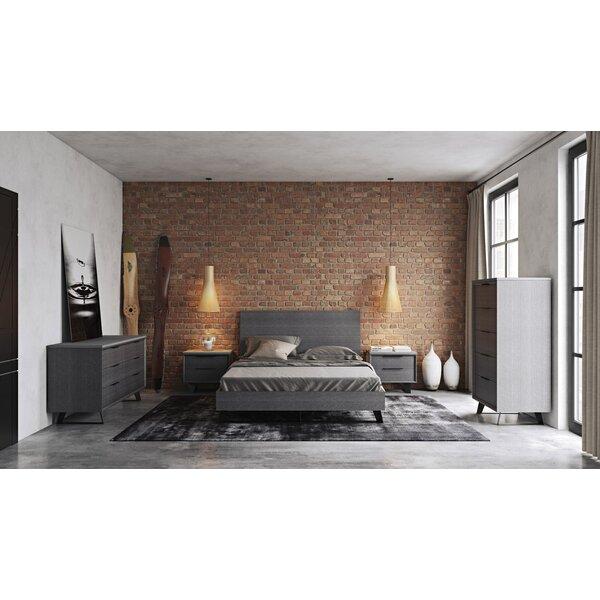 Amsterdam Platform Configurable Bedroom Set by Modloft