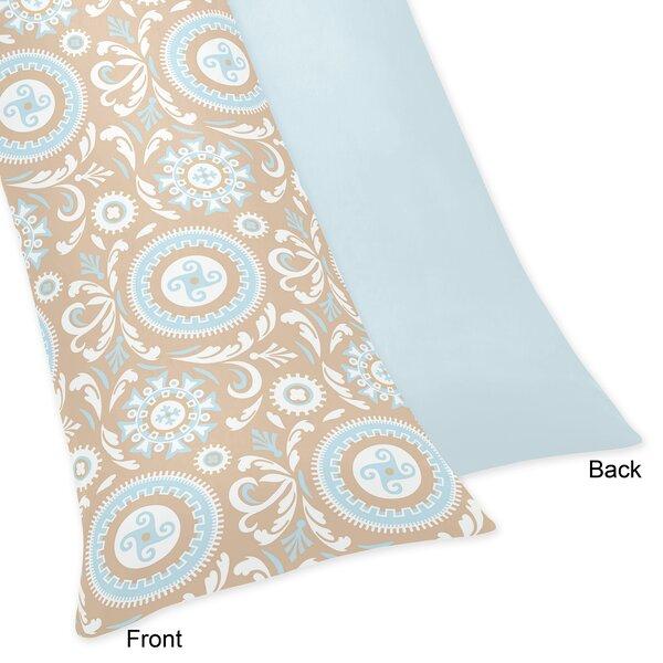 Hayden Cotton Body Pillowcase by Sweet Jojo Designs
