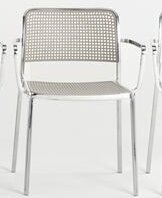 Audrey Chair (Set of 2) by Kartell