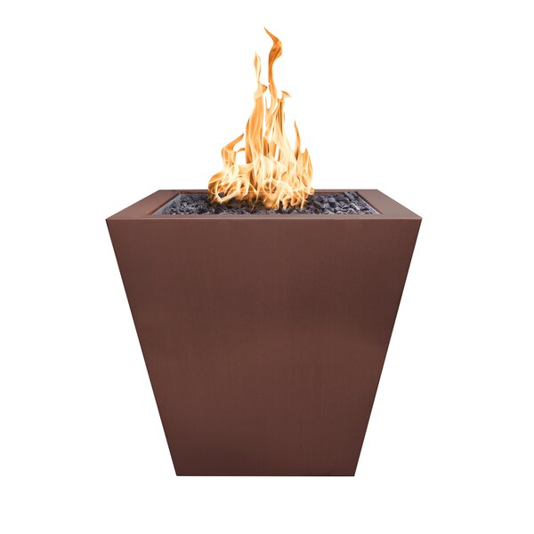 Vista Copper Fire Pit by The Outdoor Plus