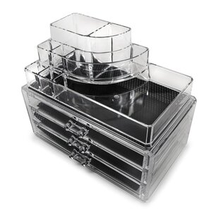 OnDisplay Michelle Tiered Cosmetic Organizer by Vandue Corporation