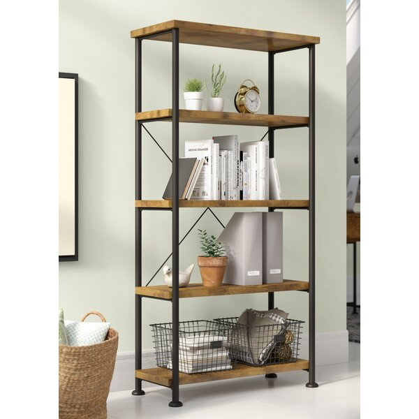 Epineux Etagere Bookcase by Laurel Foundry Modern Farmhouse