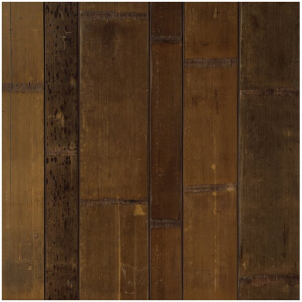 Random Width Solid Bamboo  Flooring in Natural Skin by Easoon USA