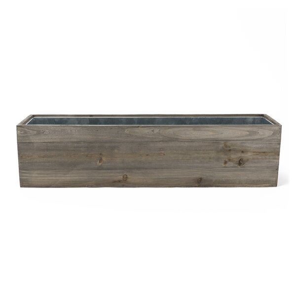 Wood Planter Box by CYS-Excel