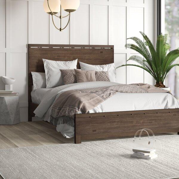 Seleukos Standard Bed by Mercury Row