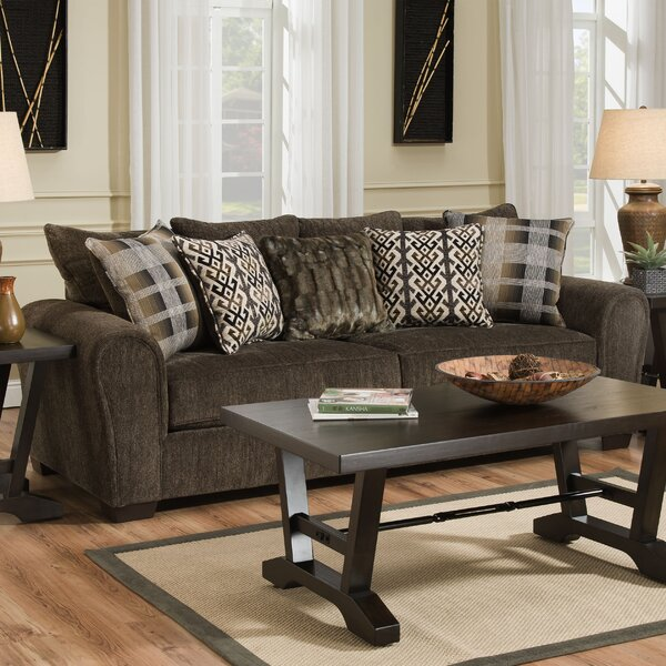 Pleasant Avenue Sleeper Sofa by Loon Peak