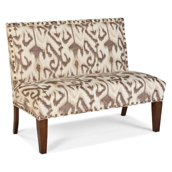 Dewey Settee by Fairfield Chair