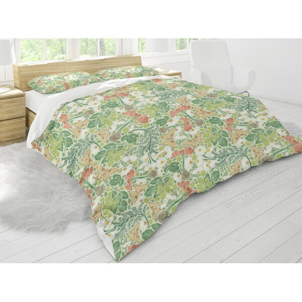 Elin LIGHT Comforter Set By Rosalind Wheeler