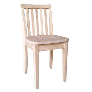 Vickie Novelty Box Seat Kids Desk Chair (Set of 2)