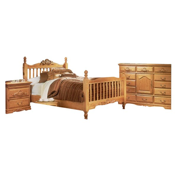 Lucie Standard Configurable Bedroom Set by August Grove