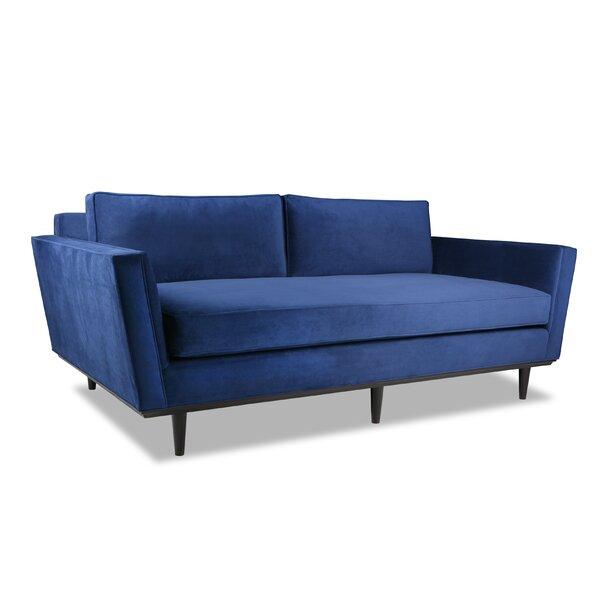 Kin Plush Deep Sofa By Orren Ellis #2