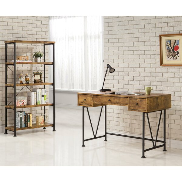 Epineux 2 Piece Desk Office Suite by Laurel Foundry Modern Farmhouse