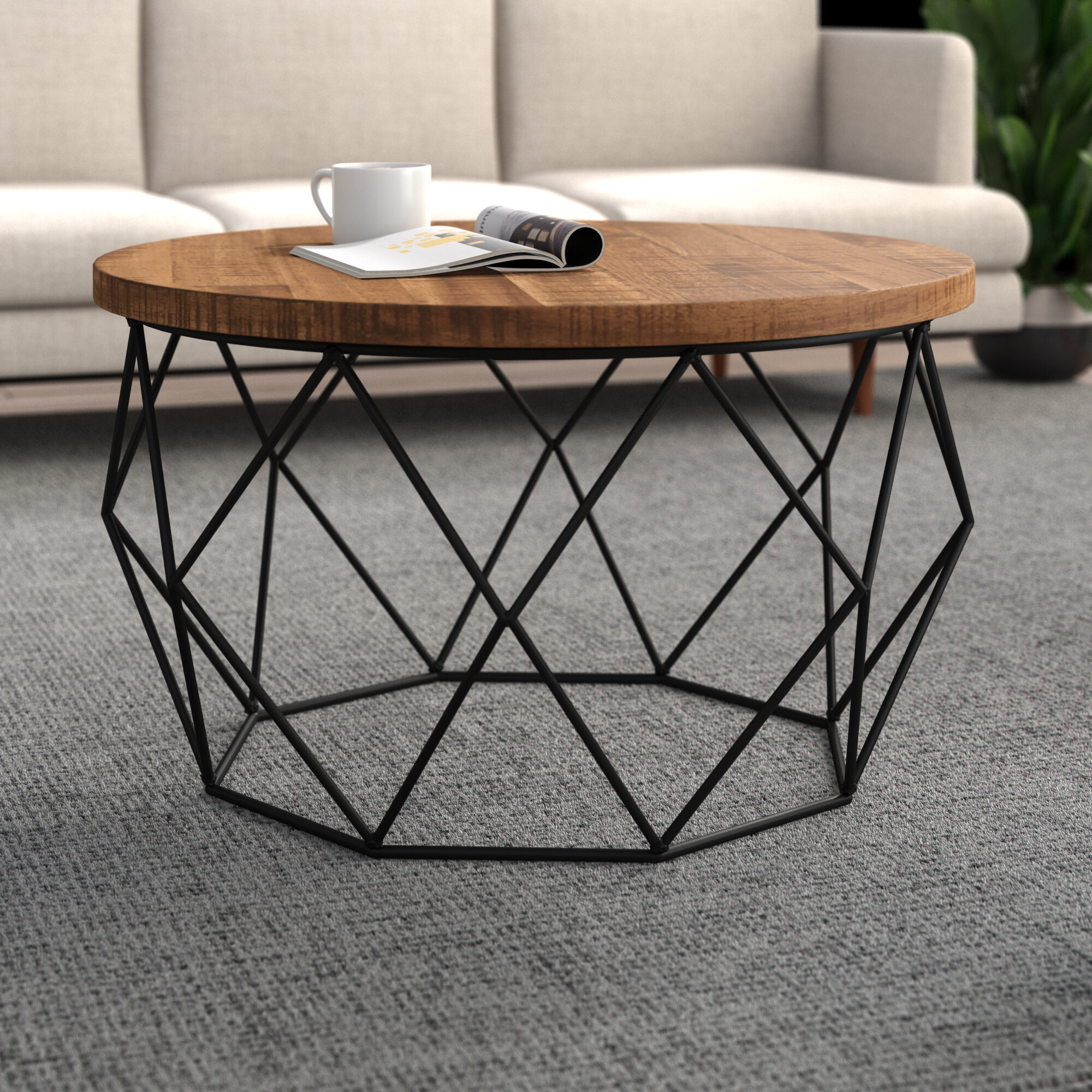 Antiqued Mirrored Coffee Table - Ideas on Foter | 2000x2000