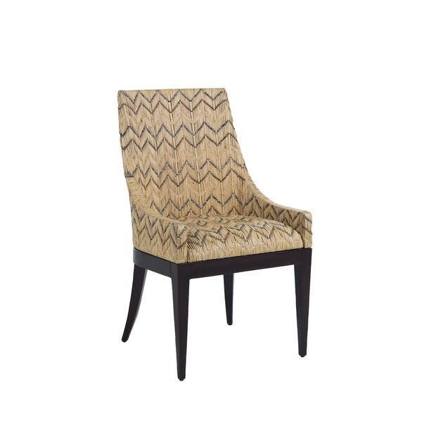 Mori Arm Chair In Brown By Gabby