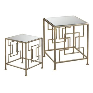 Fawnia 2 Piece Nesting Tables by Willa Arlo ..