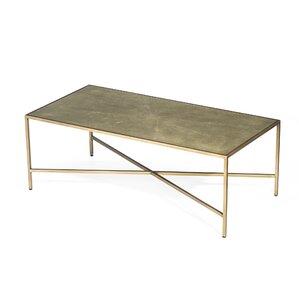 Elegant Dorian Shagreen Coffee Table