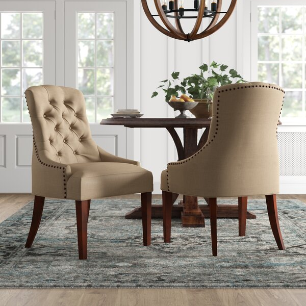 Bridgette Upholstered Arm Chair by Birch Lane™ Heritage