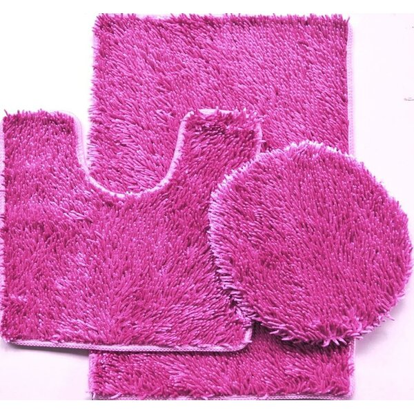 Shauna piece Bath Rug Set