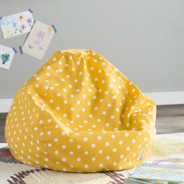 Telly Bean Bag Chair by Viv + Rae