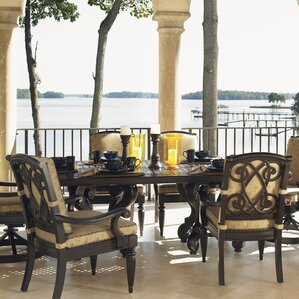 Kingstown Sedona 7 Piece Dining Set With Cushions Part 95