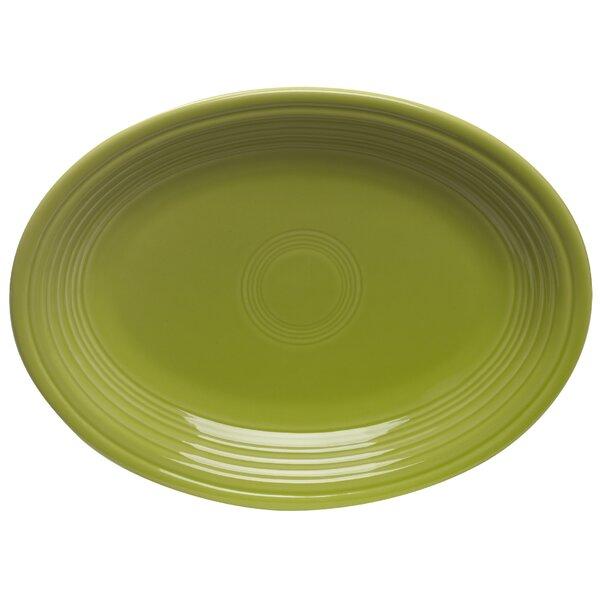 9.5 Oval Platter by Fiesta