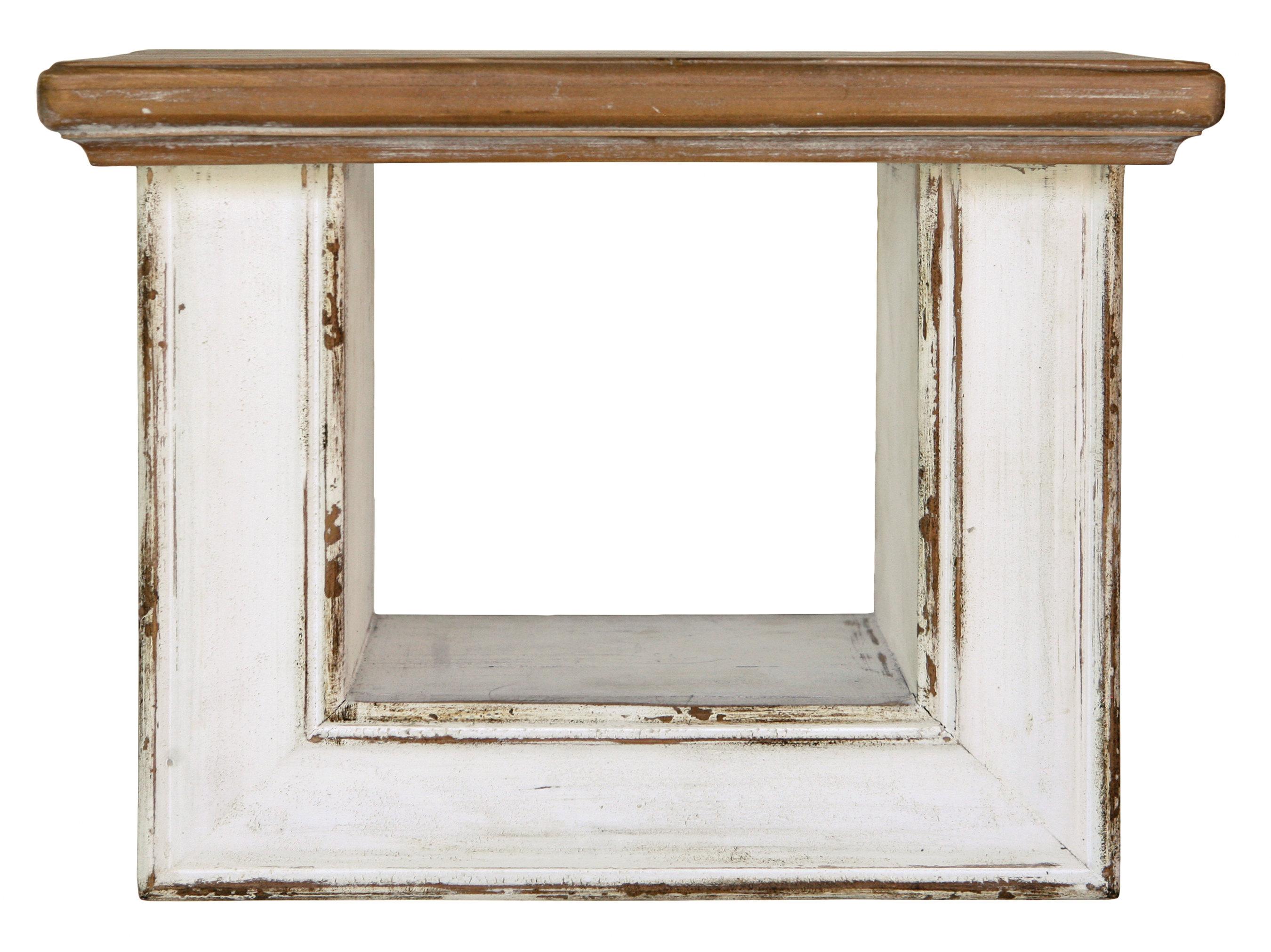 Woodhaven Wood Shadow Box Wall Shelf