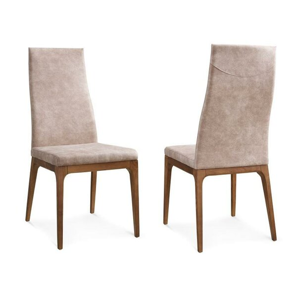 Lolita Upholstered Dining Chair by Latitude Run Latitude Run