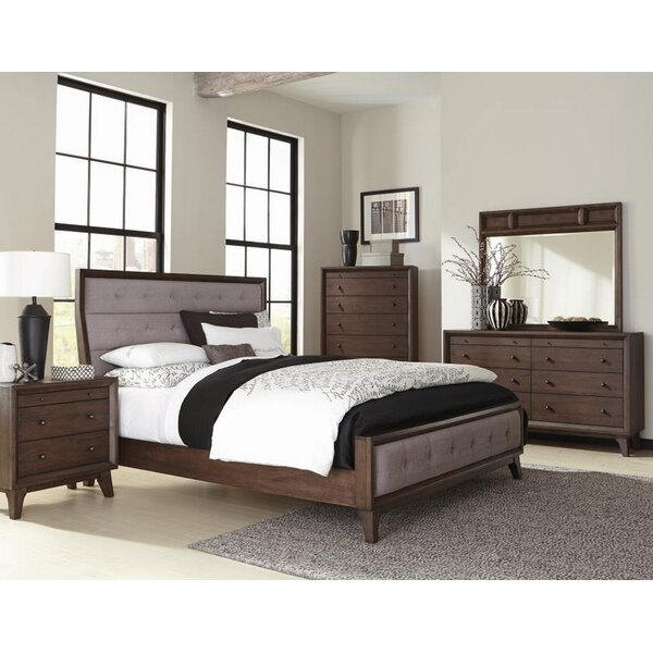 Asherton Upholstered Standard Configurable Bedroom Set by Modern Rustic Interiors