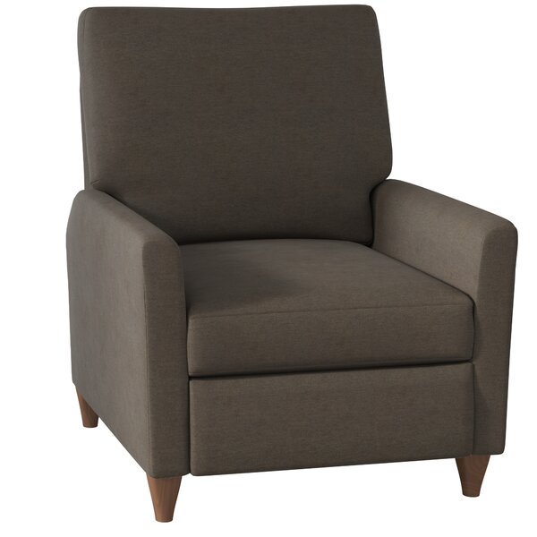 Harrison High Leg Recliner by Wayfair Custom Upholstery™