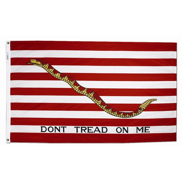 1st Navy Jack Traditional Flag by Annin Flagmakers
