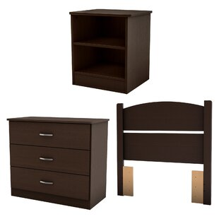 Budget Libra Twin Platform Configurable Bedroom Set By South Shore