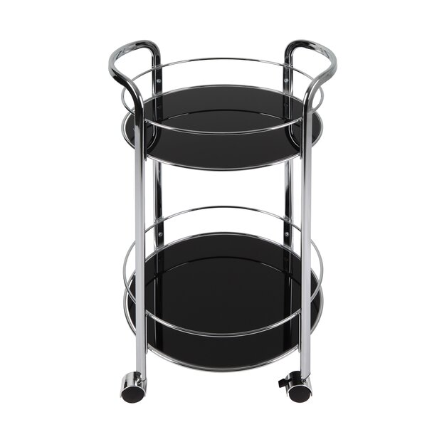Rolling Bar Cart by Dar
