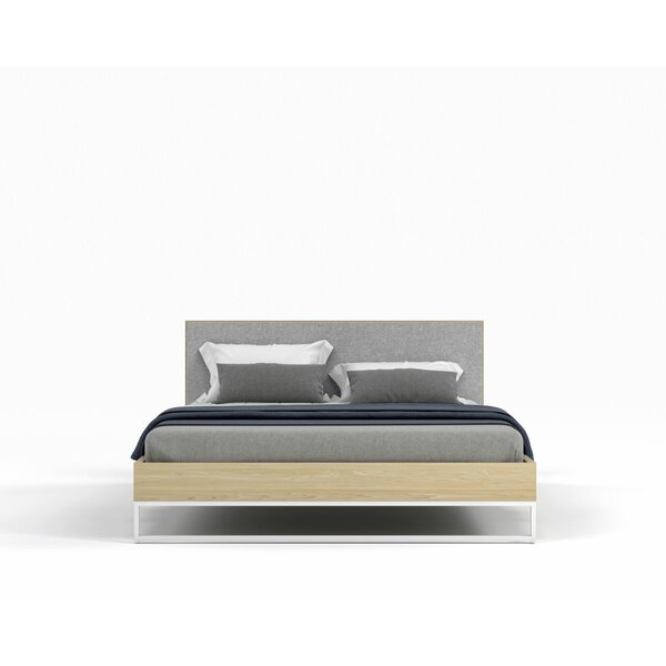 Boucher Upholstered Platform Bed by Brayden Studio
