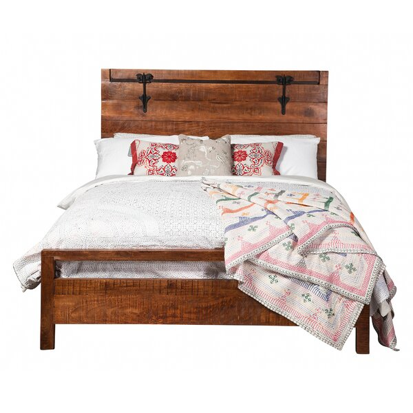 Rieke Queen Platform Bed by Loon Peak