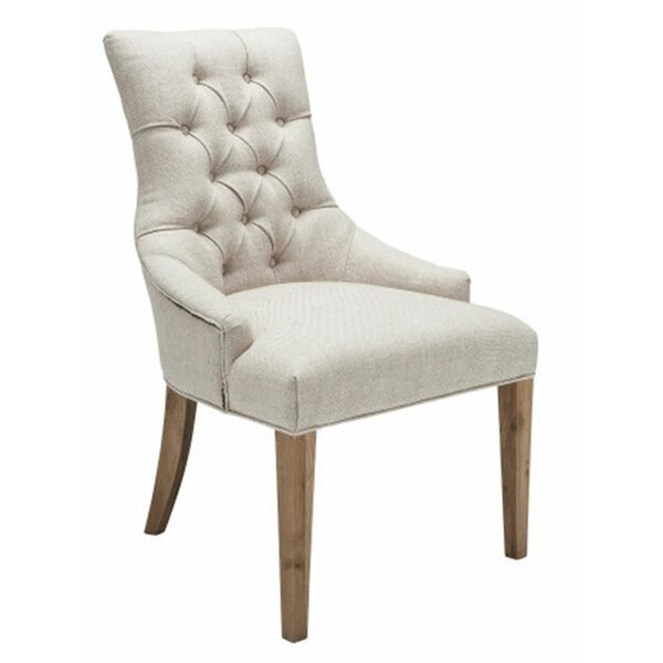 Luci Upholstered Dining Chair (Set of 2) by Meubles House