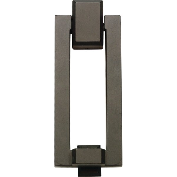 Mission Door Knocker by Atlas Homewares