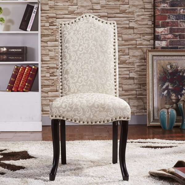 Nottingham Parsons Chair (Set of 2) by Corzano Designs