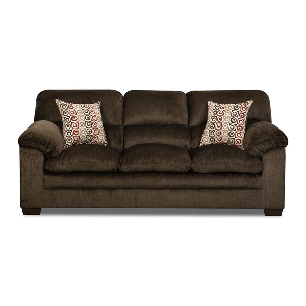 Simmons Upholstery Sutton Sofa by Red Barrel Studio