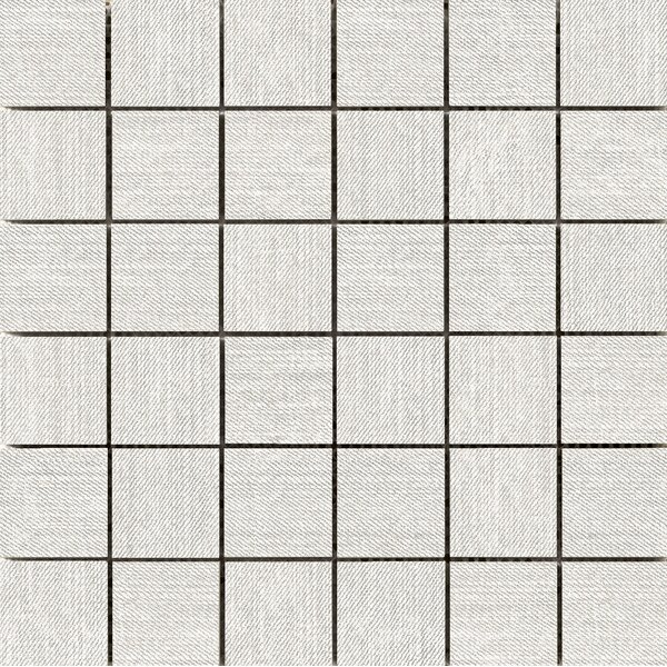 Dunham 2 x 2 Porcelain Mosaic Tile in Orcha by Emser Tile