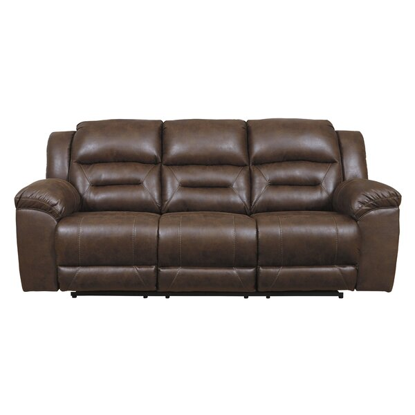 Premium Buy Reavis Reclining Sofa by Red Barrel Studio by Red Barrel Studio