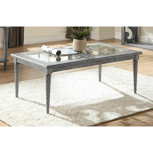 Nick Coffee Table By One Allium Way