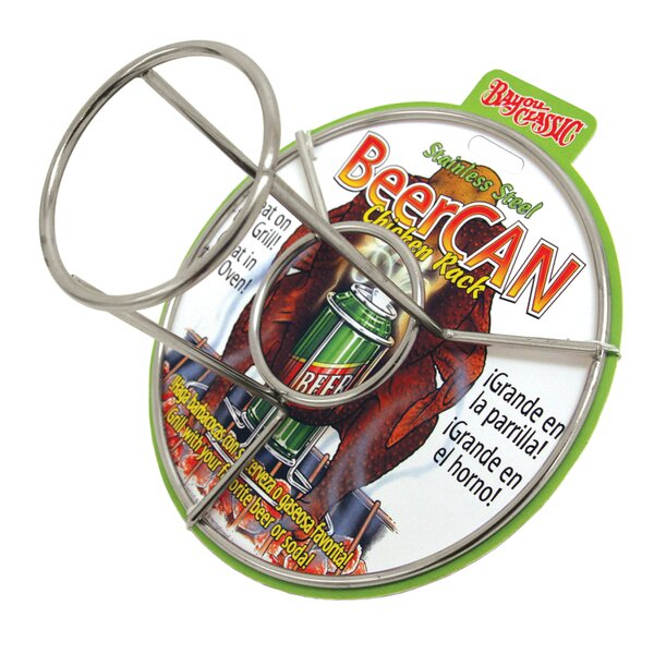Beercan Chicken Rack Roaster by Bayou Classic