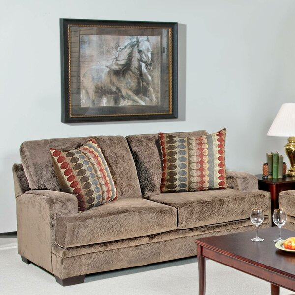 Best Reviews Loveseat by Serta Upholstery by Serta Upholstery