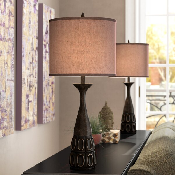 Yash 29.5 Table Lamp (Set of 2) by World Menagerie