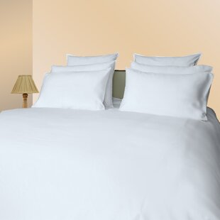 Shop Gerri 300 Thread Count Solid Color 100% Cotton Sateen Sheet Set By Canora Grey