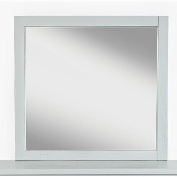 Ginns Square Dresser Mirror by August Grove