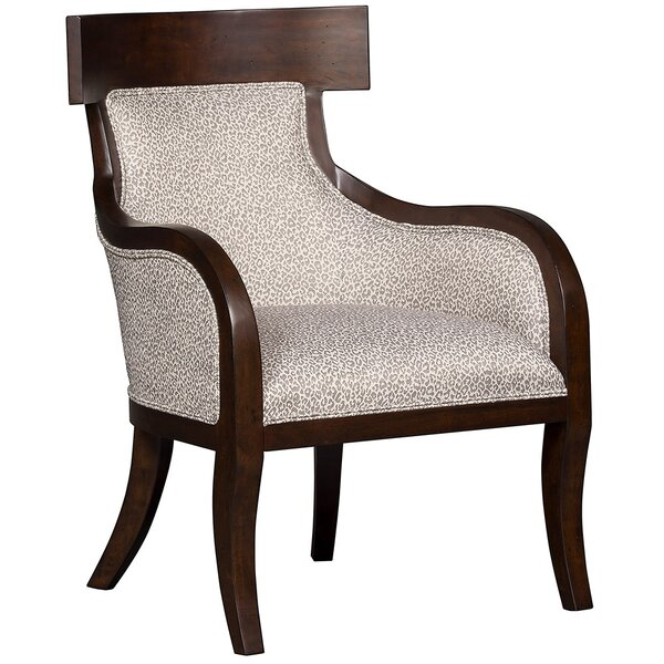 Dollar Armchair by Bloomsbury Market