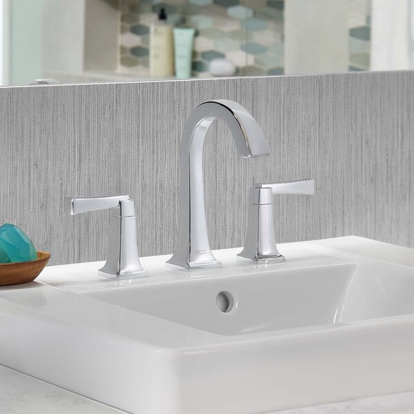 Townsend High Arc Widespread Bathroom Faucet with Drain Assembly by American Standard American Standard