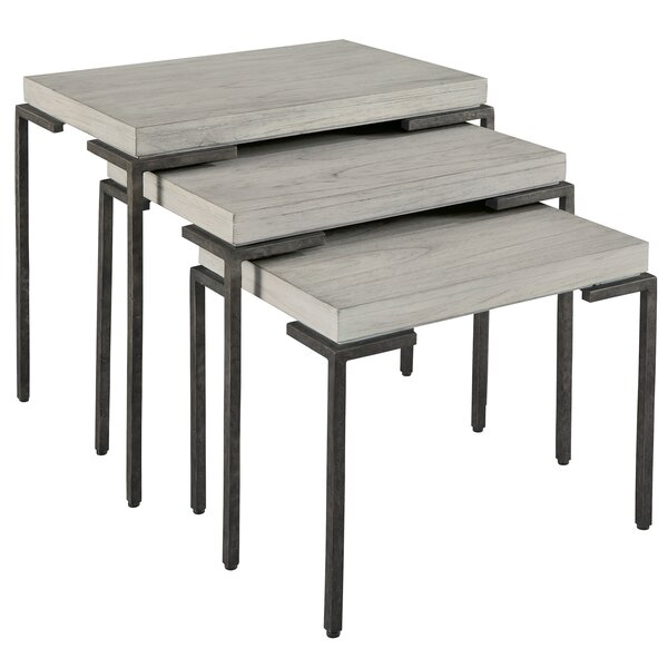 Cowley 3 Piece Nesting Tables By Foundry Select